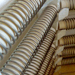Heating elements for industrial furnaces